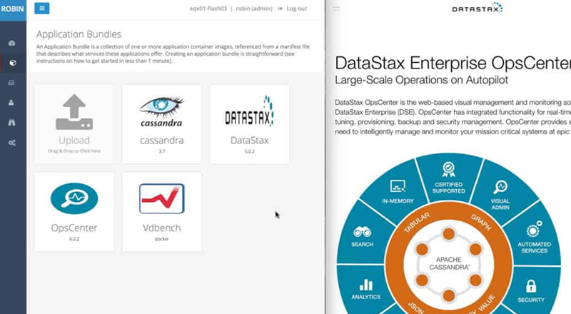 DataStax Cassandra: Provision and Scale Out