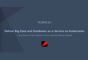 Deliver Big Data and Databases as-a-Service on Kubernetes