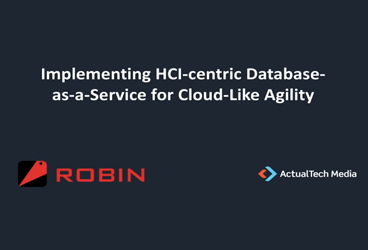 Implementing Oracle Database-as-a-Service for Cloud-Like Agility