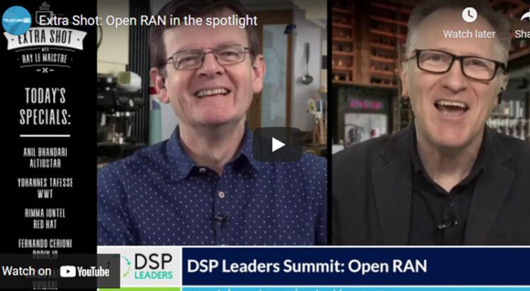 TelecomTV Interview: Open RAN in the spotlight with Robin.io