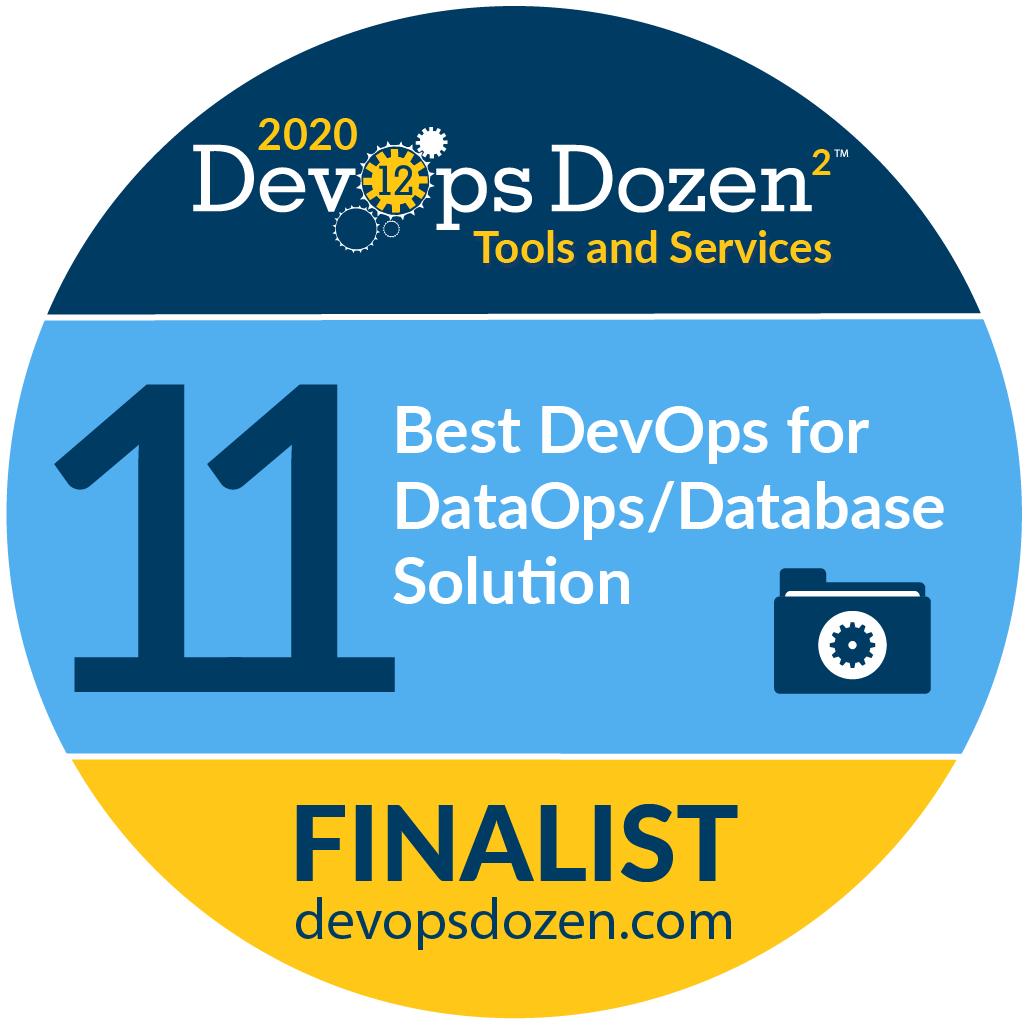 Robin.io Named Finalist in DevOps Dozen 2020 Awards!