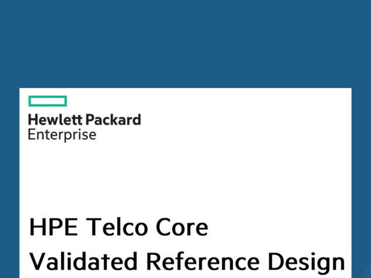 HPE Telco Core Validated Reference Design with Robin Cloud-Native Platform (Intel)