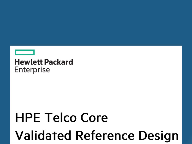 HPE Telco Core Validated Reference Design with Robin Cloud-Native Platform (AMD)