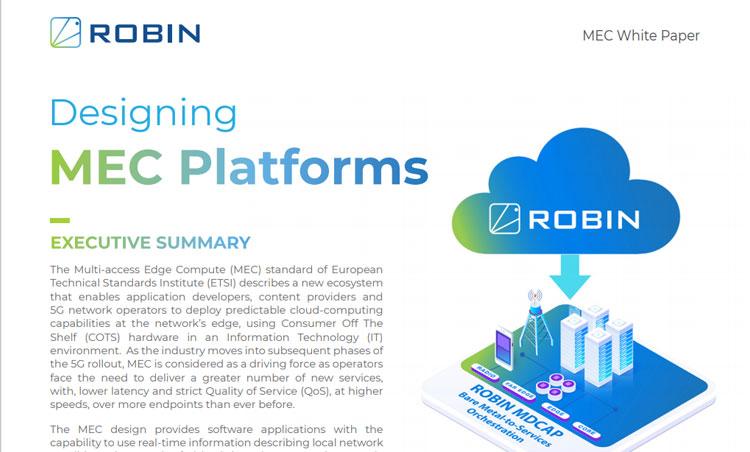 Designing MEC Platforms